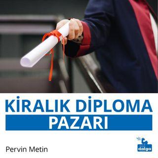 Kiralık diploma pazarı