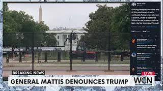 Gen. Mattis Denounces Trump - Adm. Mullen Cannot Remain Silent - $9760 #THS