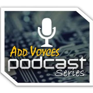 ADD Voyces PODCAST LAUNCH PROMO