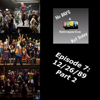 NDBT Episode 7: 12/26/89 (Part 2) (Special Guest: David Kincannon)
