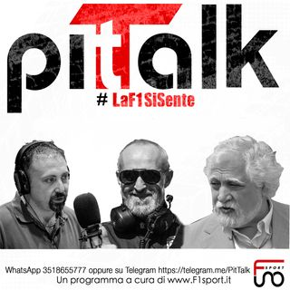 Pit Talk - F1 - Stradominio Mercedes in Francia