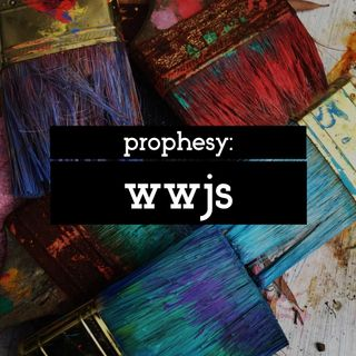 Prophesy: What Would Jesus Say? - Pr Andy Yeoh