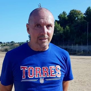 Mister Gigi Casu allenatore Allievi Torres