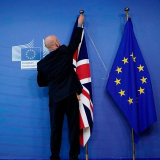Brexit's Foreign Entanglements Will Grow