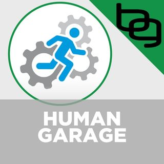The Human Garage: Discover How To Reboot Your Body & Recharge Your Brain With The Most Advanced Form Of Bodywork That Exists.