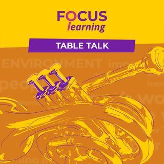 SOCIAL CONTROL vs SOCIAL CHANGE - Focus: Learning Table Talk 3