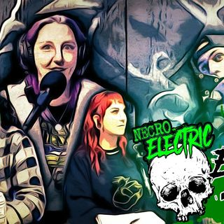 Necro Electric EP 102    Rondo wrap with guest Timm Vexed Wolf Webb