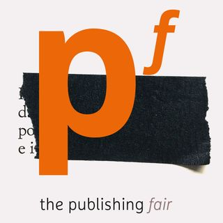 "Marzia Camarda ""The Publishing Fair"""