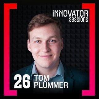 Drohnen-Visionär Tom Plümmer erklärt, wie du lernst, groß zu denken