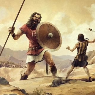Facing The Giants Of The New Age: Part 1
