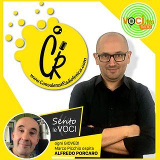 Contenuti inediti per la tua radio, i podcast - ALFREDO PORCARO su VOCI.fm RADIO