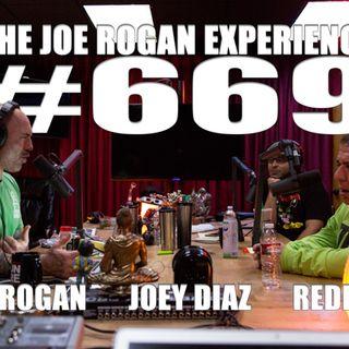 #669 - Joey Diaz