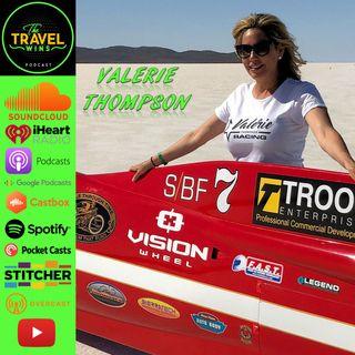 Valerie Thompson - Worlds Fastest Female Motorcycle Rider