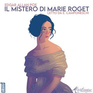 Il Mistero di Marie Roget - E.A. Poe