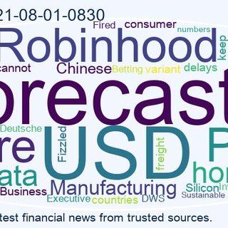Finance English 2021-08-01-0830
