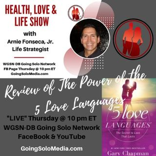 5 Languages of Love Discussion with Arnie Fonseca, Jr