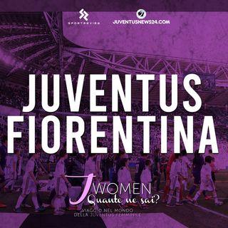 "JUVENTUS WOMEN - FIORENTINA | Ep. 3 - ""J Women: quante ne sai?"" - Juventus News 24"