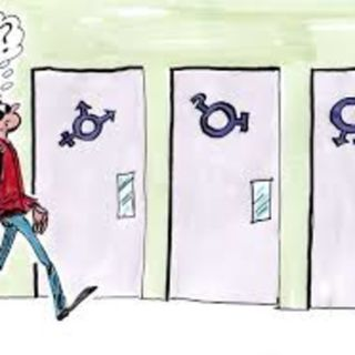 Obama's desegregated women's bathrooms and showers