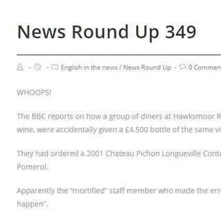 NewsRoundUp - 349 (P1)