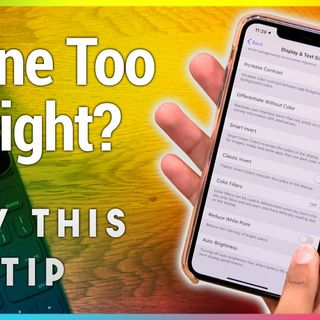 Hands-On iOS 1: Everyone Should Use This iOS Accessibility Setting