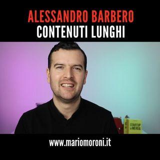 L'insegnamento di Alessandro Barbero e dei contenuti lunghi