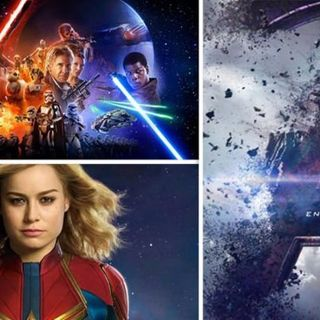 Our Most Anticipated Movies & TV Shows of 2019!