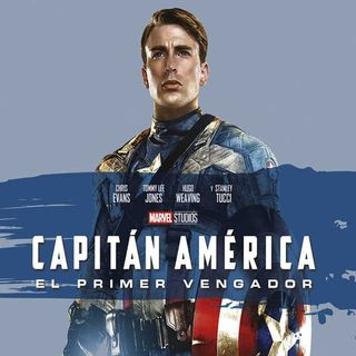 Capítulo 1 - Capitán América: el primer vengador