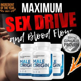 Male Origin - Boost your sexual performance and achieve more orgasms.