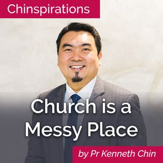 Church is a Messy Place