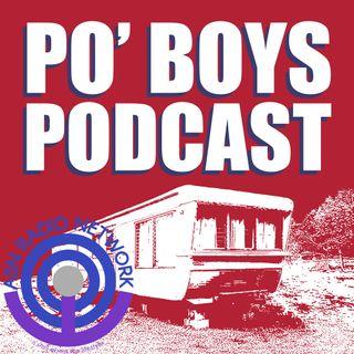 "ASNRN - Po Boys Podcast: ""Next Thing Ya Know Ol' Jed's A Billionaire"" - 3/18/2018"