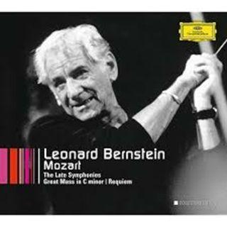 Leonard Bernstein - Ave Verum Corpus (Mozart)