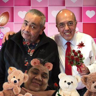 Celebrando el día de Darle Amor a la Amistad con Espacio Deportivo de la Tarde 14 de Febrero 2019