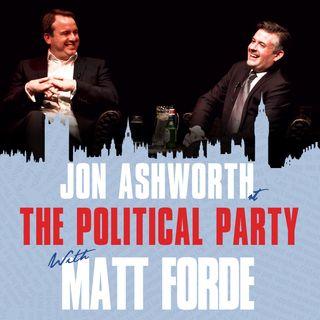 Show 43 - Jon Ashworth