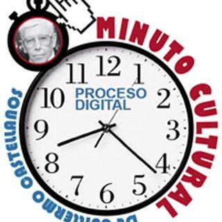 Minuto Cultural 06 Julio 2019