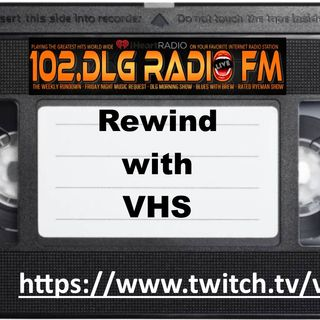 Rewind with VHS
