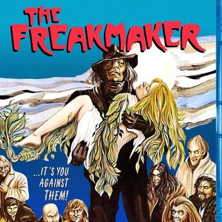 DiabolikDVD's Release of The Freakmaker