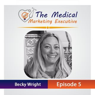 TMME Podcast Episode 5 with Becky Wright