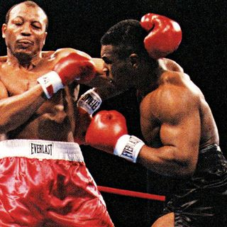 Inside Boxing Daily: Garcia-Granados? Parker-Chisora? A look back at Tyson-Bonecrusher Smith