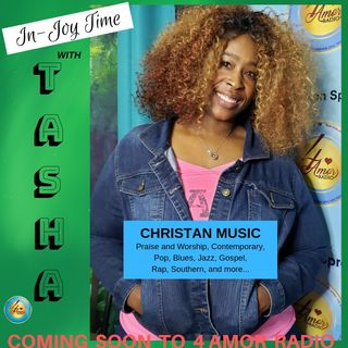 In-Joy Time with Tasha Introduction