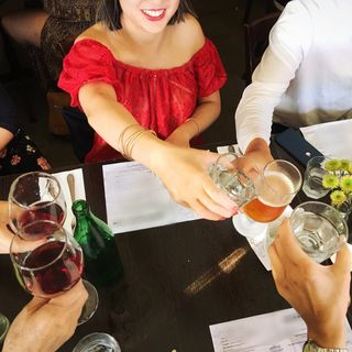 Samuel Tu from @UniofAdelaide on why Wine might rate better than Beer in some cases of heart health
