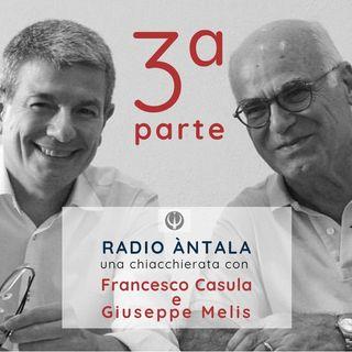 Radio ÀNTALA  Francesco Casula-Giuseppe Melis TERZA ed ultima Parte