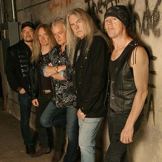 SAXON Interview