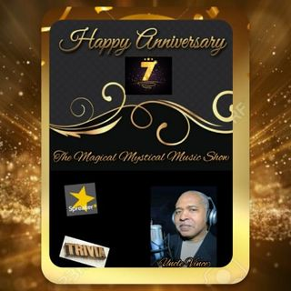 The Magical Mystical Music Show 7th Anniversary Special 7-11-2020