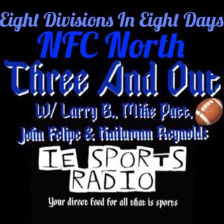 Three And Out- Eight Divisions In Eight Days: NFC North