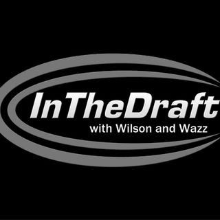 In The Draft Show - NASCAR Talladega Playoff Pre-Race Show!