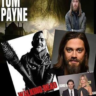 The Walking Dead - Actor Tom Payne (JESUS) on Shadow Nation.