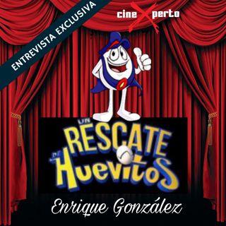 """CineXperto"""" Un rescate de Huevitos"""" Entrevitsas a Bruno Bichir, Angelica Vale, y los creadores de los huevo cartoons."""
