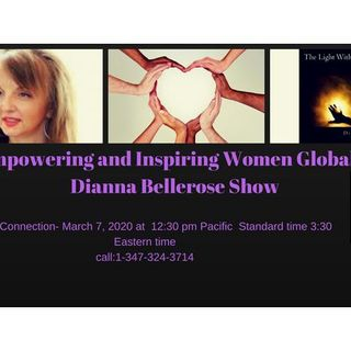 Empowering and Inspiring Woman Globally- Human Connection