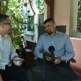 #2 Arkadiusz Wilk i Bernard Fruga o stagnacji sprzedaży, ludziach z korpo i jak zostać konsultantem biznesowym