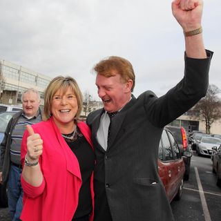 Fianna Fail made a mistake by running two candidates, party spokesperson says